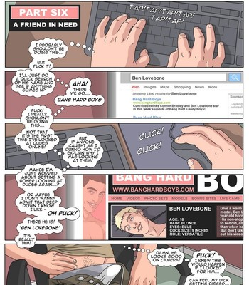 Porn Comics - Bang Hard Ben 6 – A Friend In Need