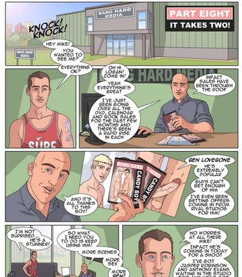 Porn Comics - Bang Hard Ben 8 – It Takes Two