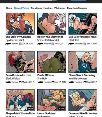 Porn Comics - Bangin' Jet