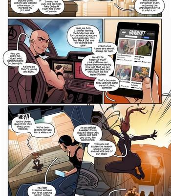 Bangin' Jet comic porn sex 003