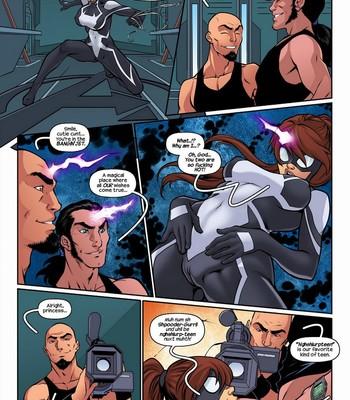 Bangin' Jet comic porn sex 004
