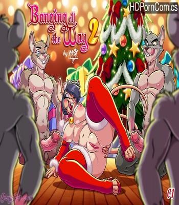 Porn Comics - Banging All The Way 2