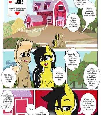 Barn Date comic porn sex 002