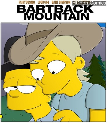 Porn Comics - Bartback Mountain