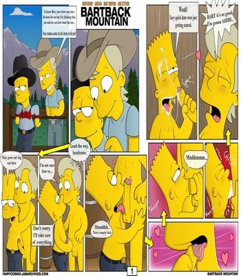 Bartback-Mountain 2 free sex comic