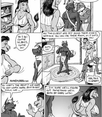 Porn Comics - Barter