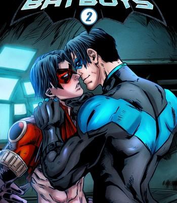 Porn Comics - Batboys 2