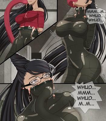 Bayonetta's Troube comic porn sex 004