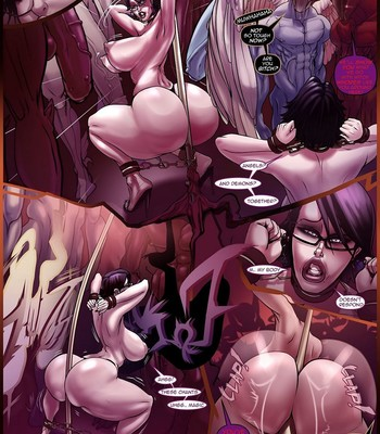 Porn Comics - Bayonetta The Umbra Bitch – Twerking Demonic