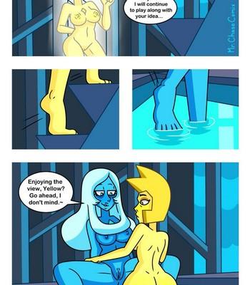 Be My Diamond comic porn sex 018
