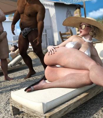 Beach Bum comic porn sex 007