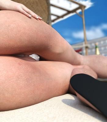 Beach Bum comic porn sex 008