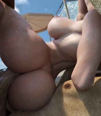 Beach Bum comic porn sex 062