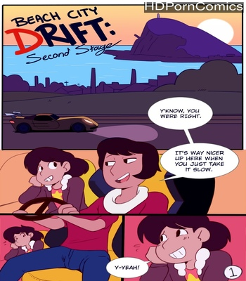 Porn Comics - Beach City Drift – Second Stage