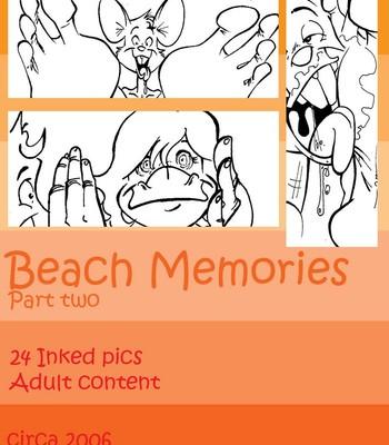 Porn Comics - Beach Memories 2