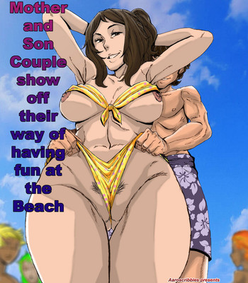Porn Comics - Beach Oddity