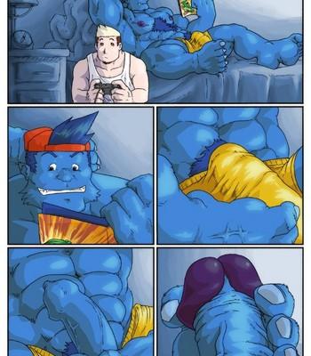 Porn Comics - Parody: X-Men