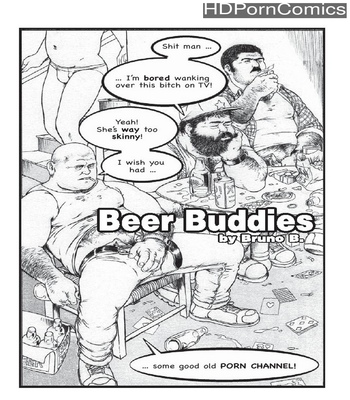 Porn Comics - Beer Buddies