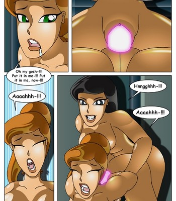 Ben 10 Ultimate Alien - Family Bonding comic porn sex 013
