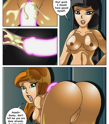 Ben 10 Ultimate Alien - Family Bonding comic porn sex 015