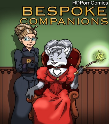 Porn Comics - Bespoke Companions