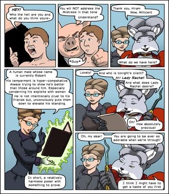 Bespoke-Companions 8 free sex comic
