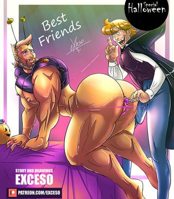 Porn Comics - Best Friends – Special Halloween