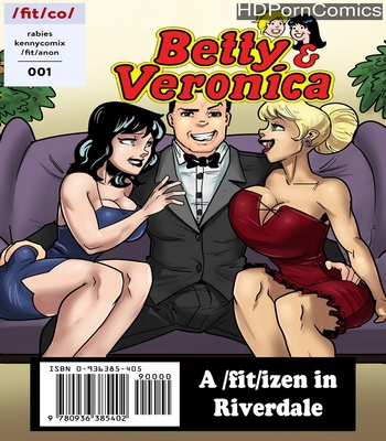 Porn Comics - Betty And Veronica (Edit)