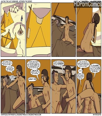 Between-The-Scenes 1 free porn comics