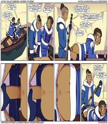 Between-The-Scenes 7 free sex comic
