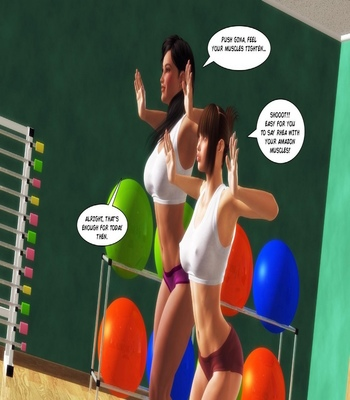Big and Fit Chapter 01 comic porn sex 004