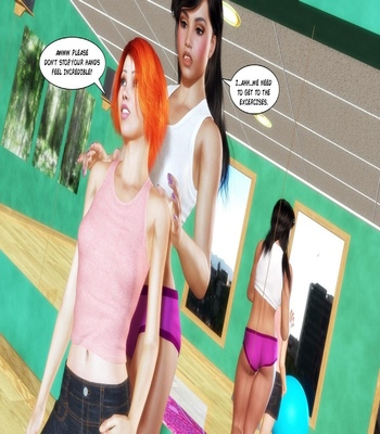 Big and Fit Chapter 01 comic porn sex 015