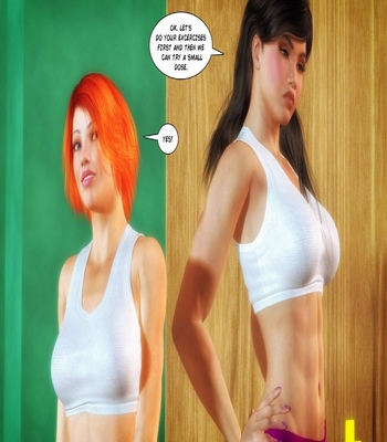 Big and Fit Chapter 01 comic porn sex 039
