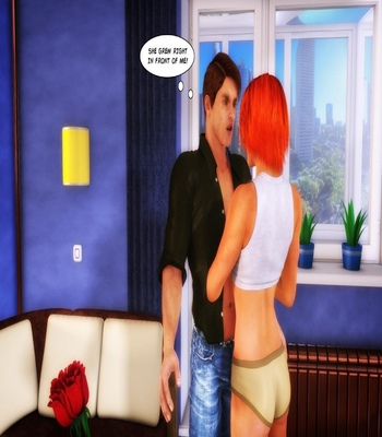 Big and Fit Chapter 01 comic porn sex 083