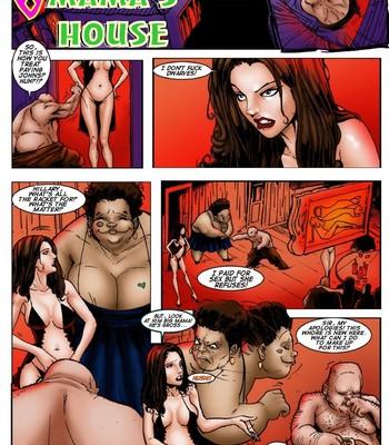 Porn Comics - Big Mama's House
