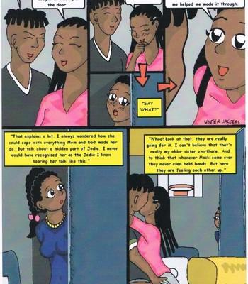 Big Sister's Great Adventure comic porn sex 008