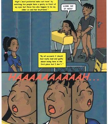 Big Sister's Great Adventure comic porn sex 012