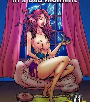 Porn Comics - Big Surprise In A Bad Moment 1