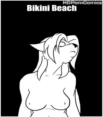 Porn Comics - Bikini Beach