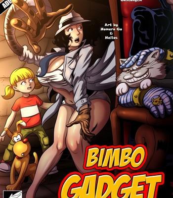 Porn Comics - Bimbo Gadget
