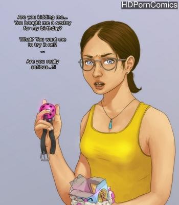 Porn Comics - Bimbo Gag
