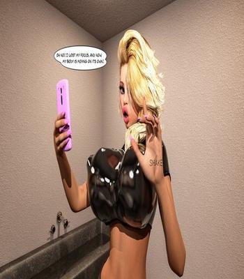 Bimbo Hair Curse comic porn sex 033