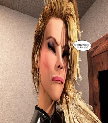 Bimbo Hair Curse comic porn sex 034