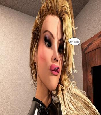 Bimbo Hair Curse comic porn sex 035