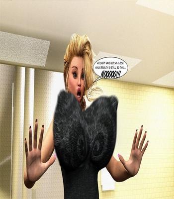 Bimbo Hair Curse comic porn sex 056