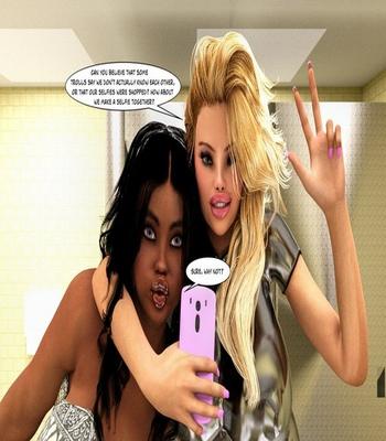 Bimbo Hair Curse comic porn sex 057