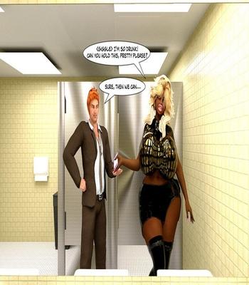 Bimbo Hair Curse comic porn sex 065