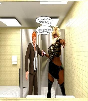 Bimbo Hair Curse comic porn sex 066