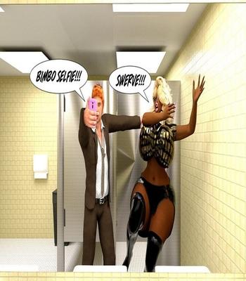 Bimbo Hair Curse comic porn sex 068