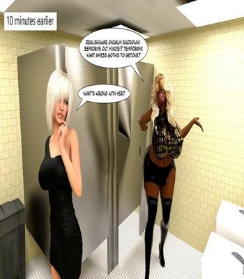 Bimbo Hair Curse comic porn sex 072